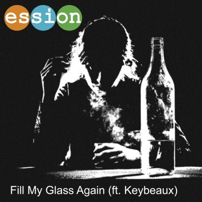 Fill My Glass Again Artowrk